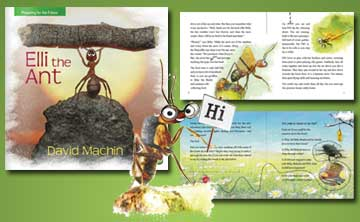 Elli the Ant eBook